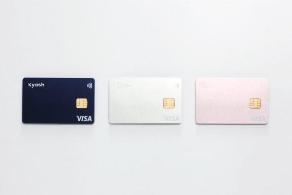 新 Kyash Card