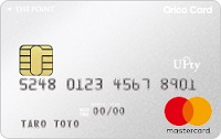Orico Card THE POINT UPty(オリコカード ザ ポイント アプティ)