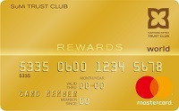 SuMi TRUST CLUB リワード ワールドカード